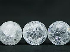 クラック水晶