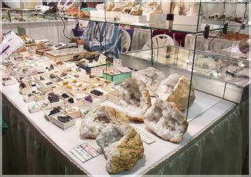 珍しい原石がたくさん
