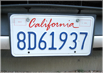スタイリッシュなカリフォルニア州