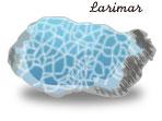ラリマーの原石