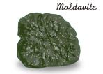 モルダバイトの原石