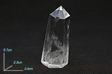水晶ポイント(45g) 106548