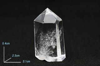 水晶ポイント(61g)106551