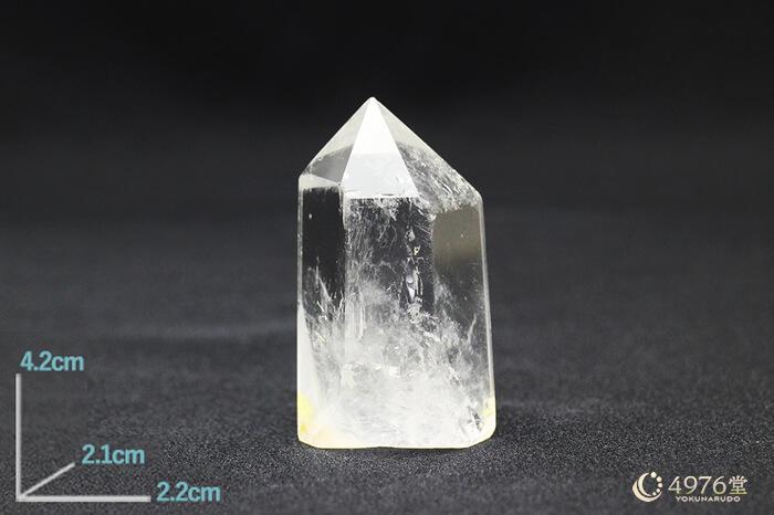 水晶ポイント(67g)106553