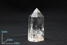 水晶ポイント(58g)106554