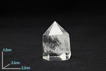 水晶ポイント(48g)106557