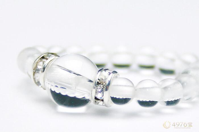 水晶 リング シンプル