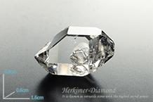 ハーキマーダイヤモンド (約1.4g)106571