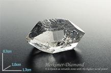 ハーキマーダイヤモンド (約1.4g)106573