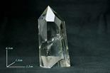 水晶ポイント(66g) 106374