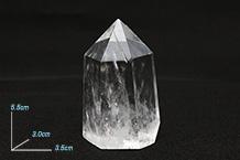 水晶ポイント(78g) 106546