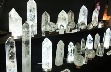 水晶ポインタ