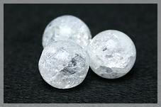 クラック水晶(爆裂水晶)