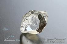 ハーキマーダイヤモンド (約2.3g)106470