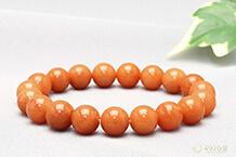 オレンジアベンチュリンブレスレット 10mm