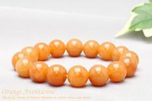 オレンジアベンチュリンブレスレット 12mm
